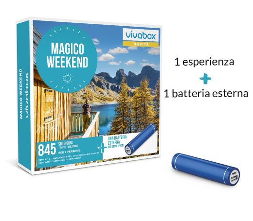 Zoom MAGICO WEEKEND